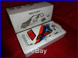 118 Minichamps 180872046 BMW E30 M3 WTC 1987 Ravaglia/Pirro Class Winners