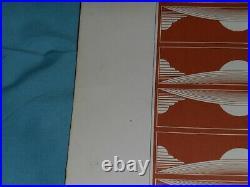 1984 WINDOWS ON THE WORLD restaurant MENU World Trade Center New York City