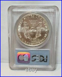 1993 PCGS GEM UNCIRCULATED AMERICAN EAGLE WTC 9/11/01 Ground Zero recovery