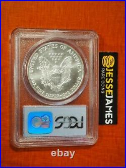 1993 Silver Eagle Pcgs Gem Uncirculated World Trade Center Wtc Recovery 9/11