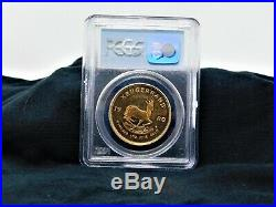 1 ounce gold Krugerrand 1980 found 9/11 WTC Ground Zero Recovery
