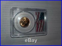 2000 1/4 oz GOLD 9-11 KRUGERRAND WTC GROUND ZERO RECOVERY PCGS