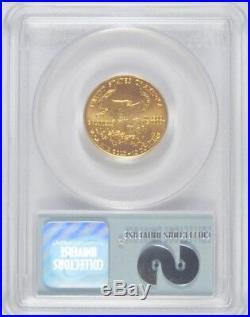 2001 $10 Gold Eagle PCGS World Trade Center Ground Zero Recovery WTC 1 of 531