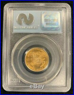 2001 #1 of 269 $10 Gold Eagle PCGS GEM UNC 9-11-01 WTC Ground Zero Recovery Coin