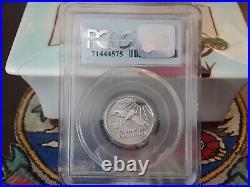 2001 MS69 $25 Platinum Eagle PCGS WTC World Trade Center 911