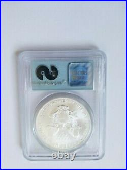 2001 Pcgs 1 Oz Silver American Wtc World Trade Center Recovery Gem Uncirculated
