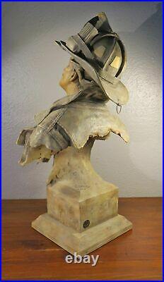 20 Stephen Herrero Sculpture FDNY Fireman Call of Duty 498/911WTC Commemorative