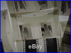 22 1975 World Trade Center WTC 35mm NYC New York City artistic photo negatives