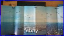 3x World Trade Centre Observation Deck Tickets 1983 and Brochure Authentic