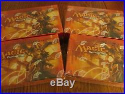 4x Gatecrash Booster Box Magic the Gathering Cards Sealed GTC Case