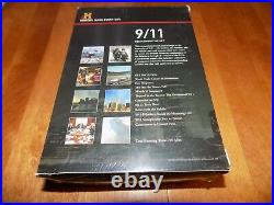 9/11 COMMEMORATIVE SET 911 Twin Towers World Trade Center 8 Disc DVD SET NEW