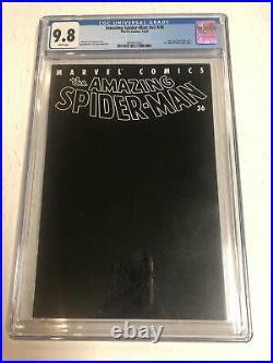 Amazing Spider-Man (2001) # 36 (CGC 9.8 WP) 9/11 World Trade Center homage