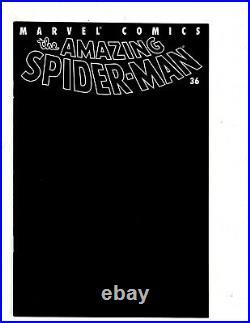Amazing Spider-Man # 36 NM Marvel Comic Book 9/11 Issue World Trade Center KB7