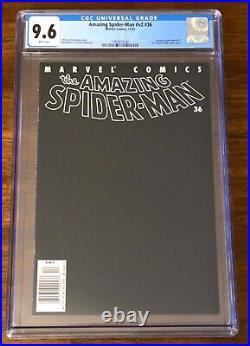Amazing Spider-Man #477 V2 #36 CGC 9.6 9/11 World Trade Center NEWSSTAND
