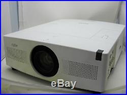 Angebot Beamer Heimkino HD Sanyo PLC-WTC500L 5000 ANSI WXGA 1610 LCD + Objektiv