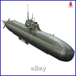 Arkmodel 148 U31 (Type 212A) Aip Submarine Including Single Pump Tank WTC KIT
