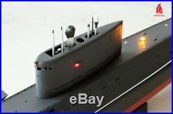 Arkmodel 172 Russia Project 877EKM/636 Kilo Class Including Single Pump WTC KIT
