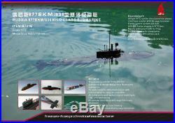 Arkmodel Single Piston Tank WTC Water Tight Cylinder KIT of 172 Russia Kilo KIT