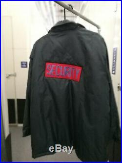 Authentic World Trade Center Security Jacket A piece of history- 9/11