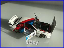 BMW M3 E30 #46 in 118 Pirro/Ravaglia WTC 1987 Minichamps 180872046 OVP