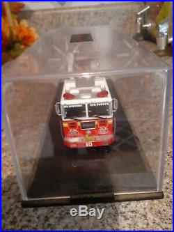 BRAND NEW CODE 3 164 FDNY ENGINE 10 Never Out of the Case @ World Trade Center