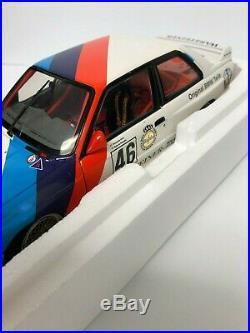 Bmw M3 Ravaglia/pirro Class Winners Calder Wtc 1987 Minichamps 118 Nib