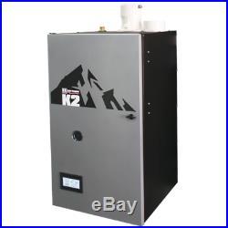 Burnham K2 112K BTU 95% AFUE Combi Gas Boiler Direct Vent