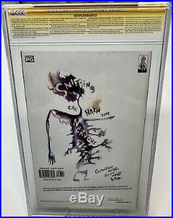 CGC 9.4 Amazing Spider-Man v2 #36 Stan Lee Auto 9/11 World Trade Center Cover
