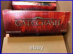 Case Fresh Magic The Gathering MTG Gatecrash Booster Box Sealed ENGLISH