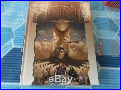 DUNE RPG Chronicles of the Imperium Limited Edition Rule Book SUPER RARE