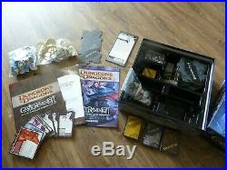 DUNGEONS and DRAGONS CASTLE RAVENLOFT BOARDGAME COMPLETE, VVGC. FAST/FREE POST
