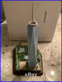 Danbury Mine One World Trade Center