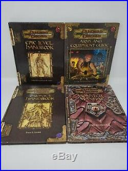 Dungeons & Dragons DND Book Lot Mix of 16 TSR WTC Rulebook Accessory Supplement