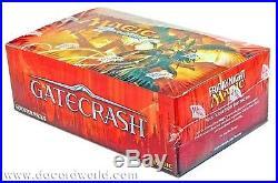 Gatecrash Booster Box Brand New Sealed 36 Packs Magic The Gathering MTG U. S Only