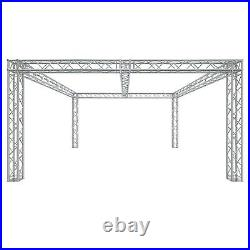 Global Truss 20'x20' Center Beam Trade Show Booth with Accessories