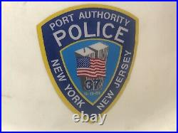 Ground Zero NY Port Authority World Trade Center Twin Towers 9/11 Helmet