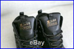 Huf Hr-1 Wutang Edition Wu Tang Wu-tang Clan Wtc 9us 42.5 Qs Tz Rare Ltd New