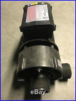 Jacuzzi Spa Circulation Pump Model WTC50M-A 220v
