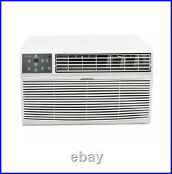 Koldfront 8000 BTU 115V Through the Wall Air Conditioner with 4200 BTU Heater
