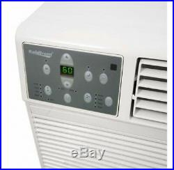 Koldfront WTC12001WSLV 12000 BTU 220V Through The Wall Air Conditioner With 1060