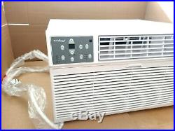 Koldfront WTC12001W 12000 BTU 208/230V Through Wall Air Conditioner and Heater