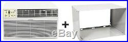 Koldfront WTC8001WSLV 8000 BTU 115V Through The Wall Air Conditioner With 4200