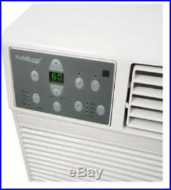 Koldfront WTC8001W 8000 BTU 115V Through The Wall Air Conditioner With 4200 BTU
