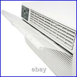 Koldfront WTC8001W 8000 BTU 115V Through the Wall Air Conditioner White