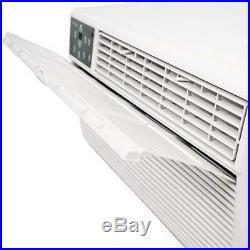 Koldfront WTC8001W 8,000 BTU Through The Wall Air Conditioner with 3500 BTU Heat