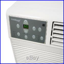 Koldfront WTC8002WCO 8000 BTU 115 Volt Through-the-Wall Air Conditioner with Adv