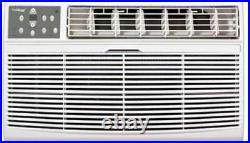 Koldfront WTC8002WCO 8000 BTU 115 Volt Through-the-Wall Air White