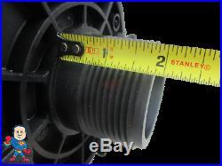 LX Circulation Pump WTC50M 230V Interspa 1 1/2 Side Discharge WTC50 WTC 50
