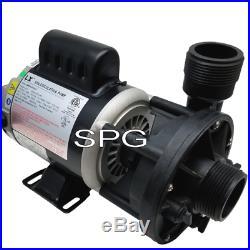 LX Spa Circulation Pump Circ 1.5 115/230 Volt Replacement For Aqua-Flo Waterway