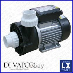 LX WTC120-AB Pump 1.2 HP Hot Tub Spa Whirlpool Bath Water Circulation Lx